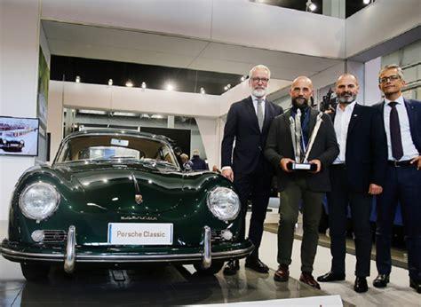 concorso di italia il concorso di restauro di porsche italia motori storici
