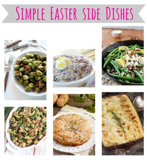 easter side dishes easter archives savvy sassy