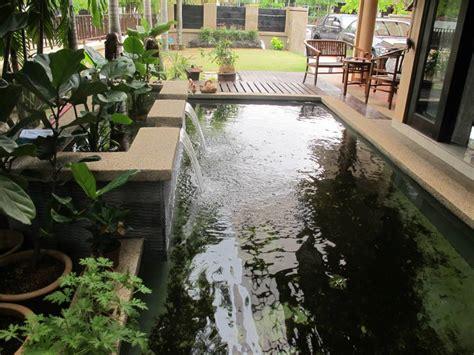 indoor pond design ideas indoor fish pond design with indoor garden