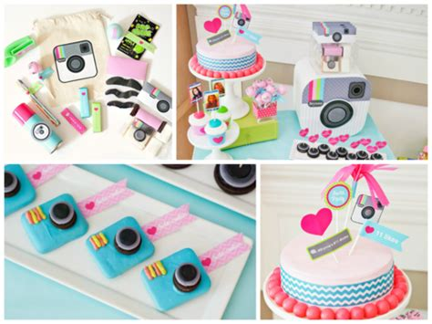 themes tumblr party cute instagram birthday party theme favor couture http