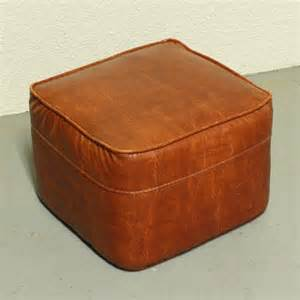 Ottoman Hassock Vintage Foot Stool Hassock Ottoman Footrest By Oldcottonwood