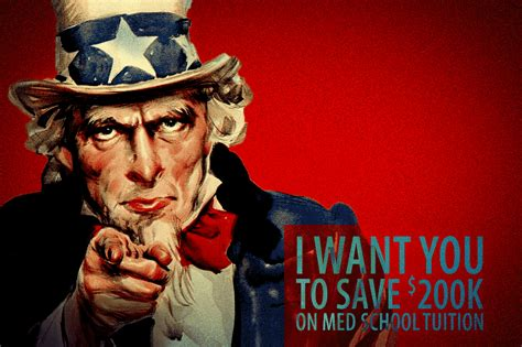 Join Militaty After Mba by Medicine Should You Let Sam Pay Your Tuition