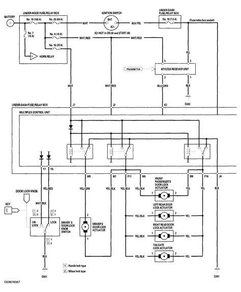 relay door lock fig  sc  st motor vehicle maintenance  repair stack exchange
