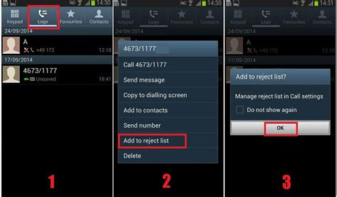 blocking a number on android tutorial how to block a phone number on android the tech journal