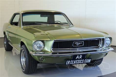 67 ford mustang ford mustang 1967 for sale at e r classic cars