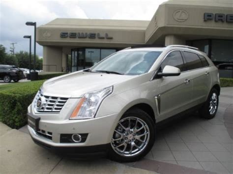 find used 2013 srx premium navi blind spot lane departure 14k miles call greg 888 696 0646 in