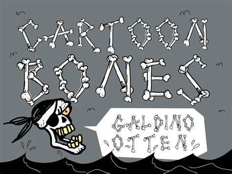 dafont cartoon cartoon bones font dafont com