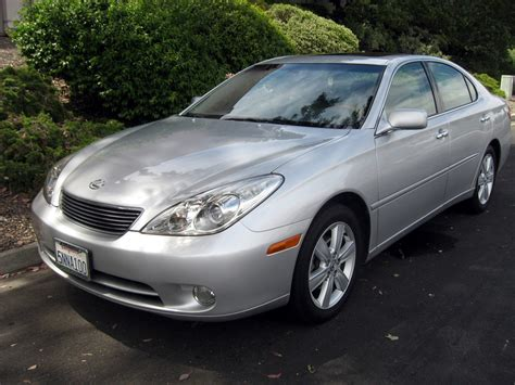 lexus sedan 2005 2005 lexus es 330 information and photos momentcar
