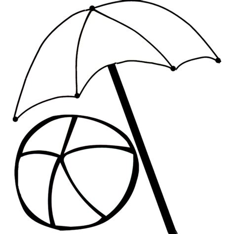 fun coloring pages clipart free umbrella template printable download free clip art