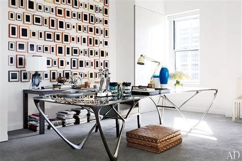 Home Office Design Nyc Interiors A Modern Masculine Office Sukio Design Co