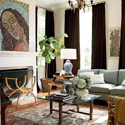 mix modern and traditional
