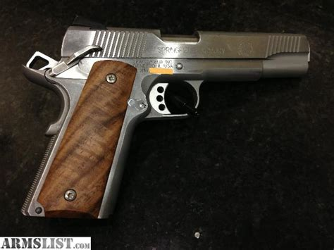 Handmade Gun Grips - 1911 custom grips for sale