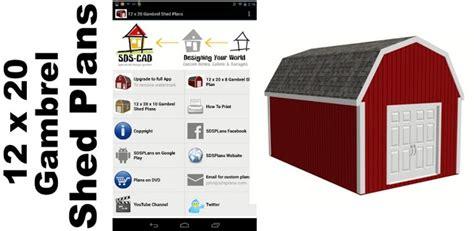valopa useful gambrel storage shed plans free crav detail 10 x 12 gambrel shed plans 6x8 rug