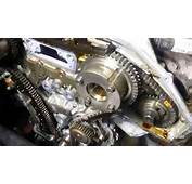 NISSAN 35L TIMING CHAIN COVER REPLACEMENT PART 1  YouTube