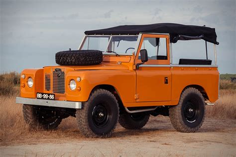 land rover series ii 1971 land rover series 2a uncrate