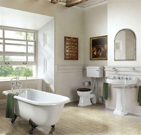 burlington edwardian bathroom suite