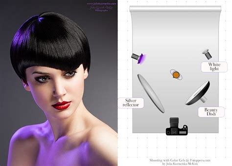 colored gels for lights shooting with color gels photography digital media