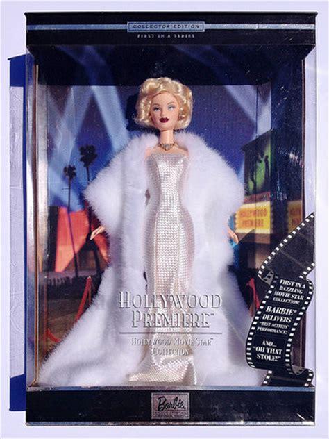 film barbie hollywood 2000 hollywood premiere barbie doll 26914 hollywood