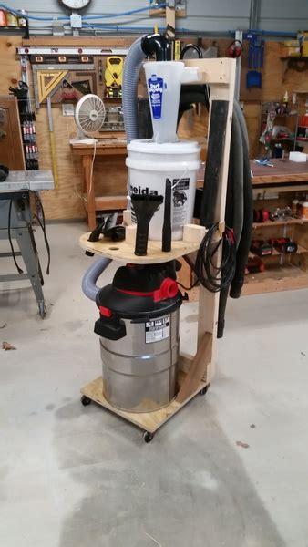dust deputy utility cart woodworking talk woodworkers