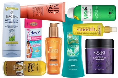 drugstore hair products to lighten hair the summer s hottest drugstore products for skin body