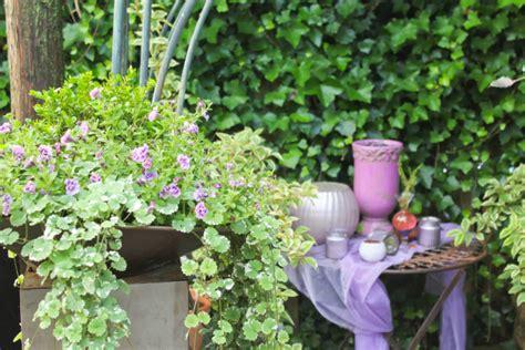 der schöne garten idee landhaus terrasse
