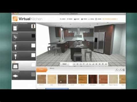 Virtual Home Design Tool | home depot kitchen design tool program 1117