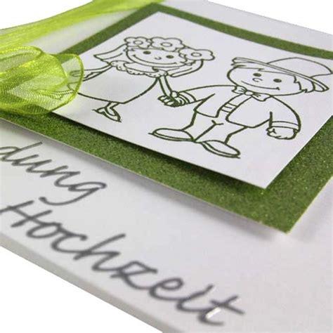 Einladung Hochzeit Gr N by Einladungskarte Zur Hochzeit In Wei 223 Gr 252 N