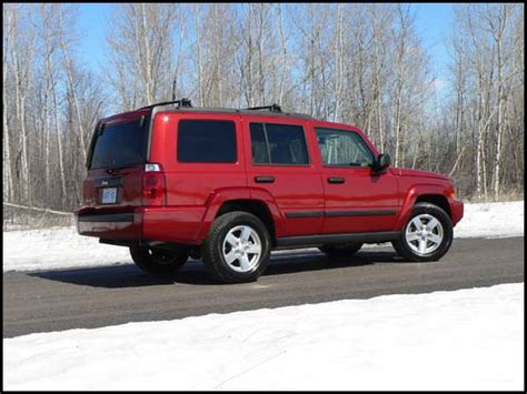 2004 Jeep Commander 2004 Jeep Commander Picture Image By Tag