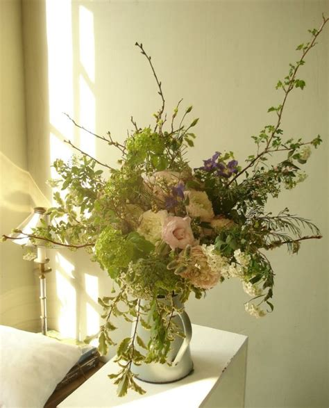 Composition D Un Bouquet Garni by Arrangement Floral De Bouquet L Vert