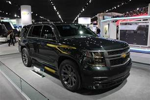 2017 chevy tahoe interior release date