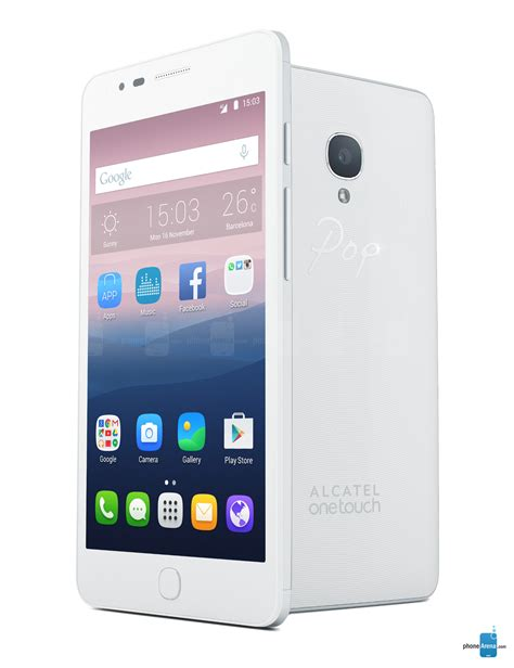 Hp Alcatel Pop Up alcatel onetouch pop up specs