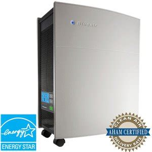 blueair hepasilent 555eb air purifier with bonus filter appliances for home