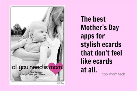 best mothers day cards 6 of the best mother s day card apps get on it
