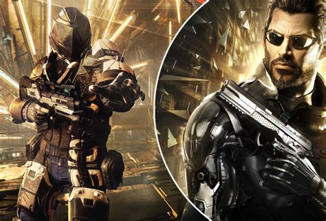 Bd Ps4 Deus Ex Mankind Divided Bnib deus ex mankind divided review a new benchmark for stealth shooters reviews
