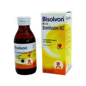 Bisolvon Eliksir Obat Batuk 125 Ml jual beli bisolvon strawberry 125ml k24klik