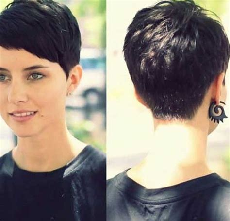 back of pixie hairstyle photos 10 back of pixie cut short hairstyles 2016 2017 most
