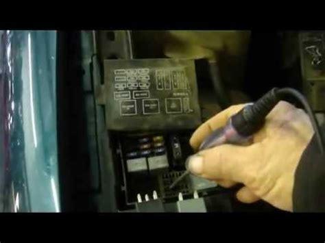 2002 chevy cavalier radiator fan not working electric radiator fan diagnosis
