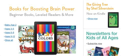 Learning Enrichment Books On Kindle