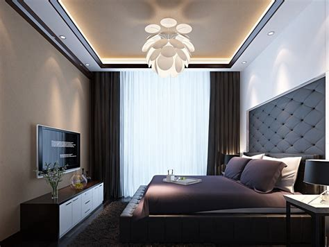 Bedroom Wall Ceiling Designs Modern Creative Bedroom Ceiling Designs