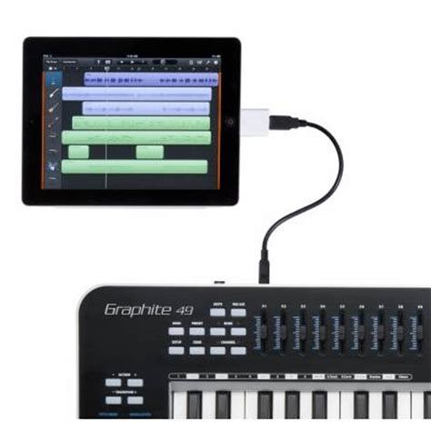 samson graphite 49 usb midi controller + native instrument