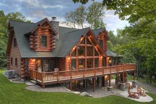country homes for tomahawk log and country homes inc mywoodhome
