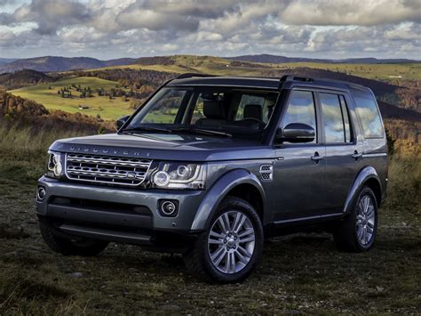 lr4 land rover 2017 land rover discovery lr4 specs 2013 2014 2015 2016