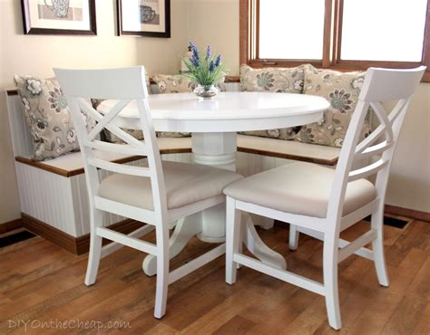 breakfast nook corner bench and beautiful banquettes erin spain