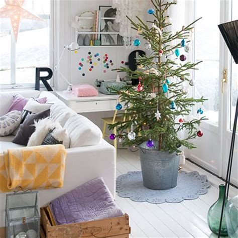 scandinavian decor on a budget home dzine craft ideas christmas decor ideas on a budget
