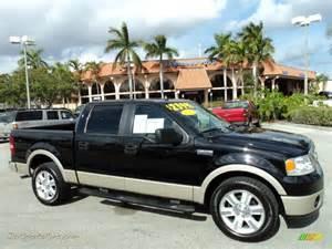 2007 ford f150 lariat supercrew in black a65168 jax