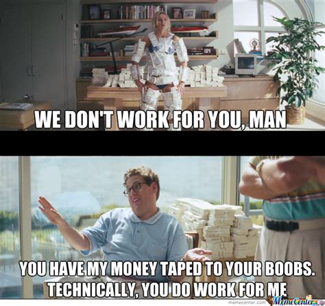 Wolf Of Wallstreet Meme - the wolf of wall street by mattmcculla meme center