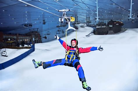 Softlens Sky Dubai Original day ski dubai polar pass bemyguest