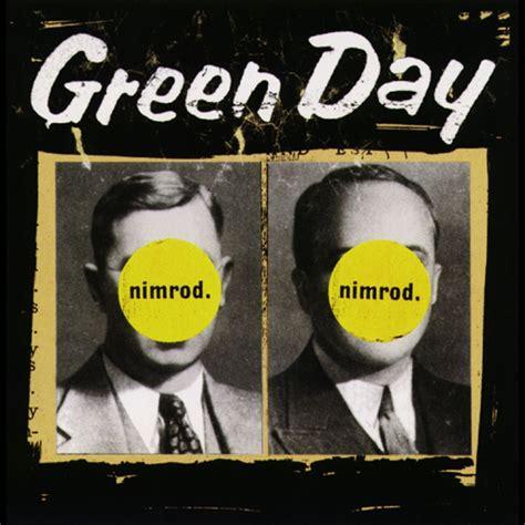 Green Day Nimrod Cd nimrod