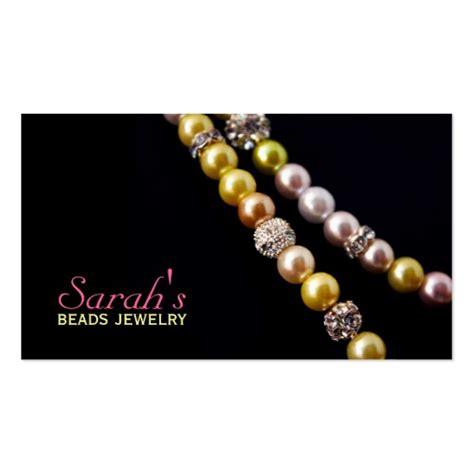 business cards for jewelry jewelry business card zazzle