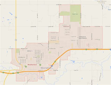 map weatherford texas map of weatherford 28 images weatherford map 4876864 weatherford oklahoma map 4079450